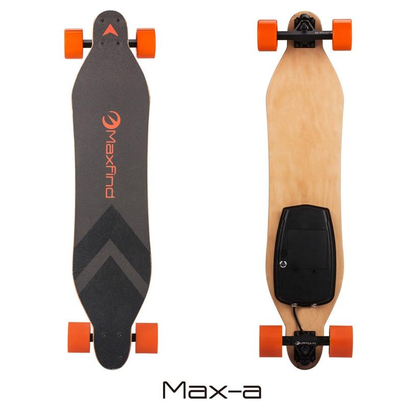mAX A& Max B electric skateboard