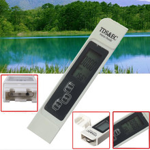 New High Quality Portable Digital LCD TDS Water Quality Meter Tester Filter Purity Pen Stick 0-9999 PPM Testing Equipment
