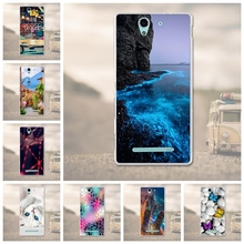 For Sony Xperia C3 Case Silicone Cover for Sony Xperia C3 D2533 Cases 3D Relief Soft TPU Mobile Phone Bag for Sony C3 D2533 Case(China)