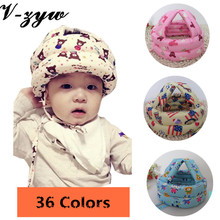 Fashion Unisex Head Protective Caps Baby Props For Photography Kids Hat Accessories Children's Safety Helmet For Babies