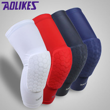 New 1 Pcs Sport Safety Football Volleyball Basketball KneePads Tape Elbow Tactical Knee Pads Calf Support Ski/Snowboard Kneepad
