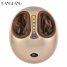 KANGLANG Electric Foot Massager Foot Massage Machine For Personal 3D Air Pressure Shiatsu Infrared Feet Massager With Heating