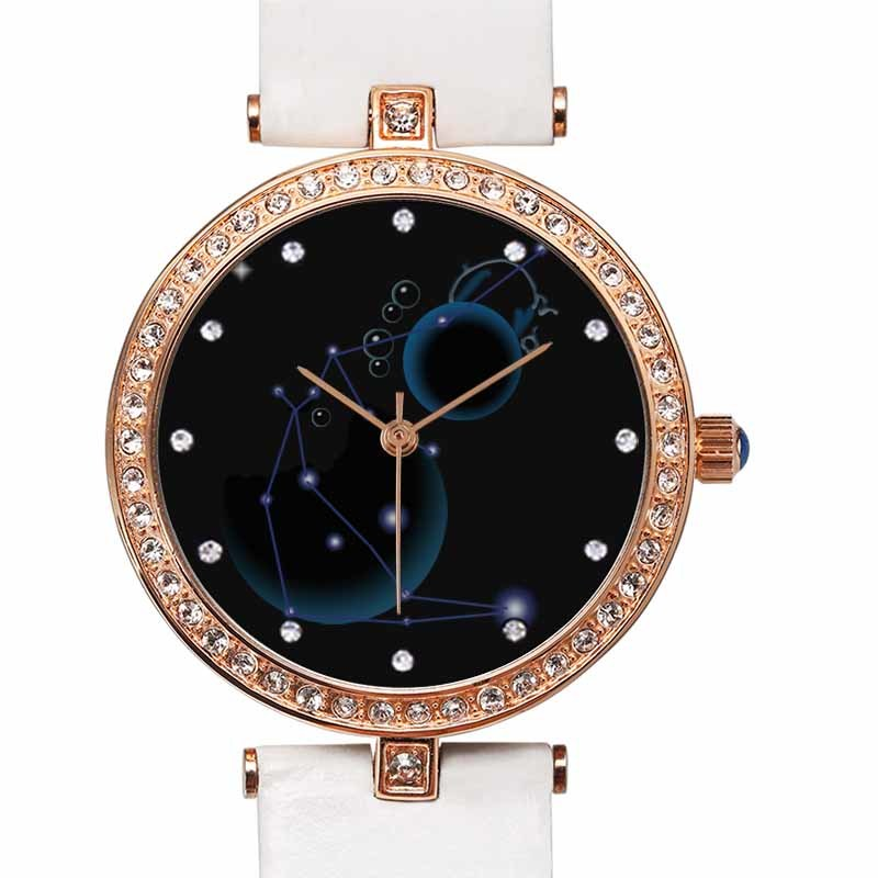 Hot sale Lady Watch Women Leather Quartz Watches Bran *