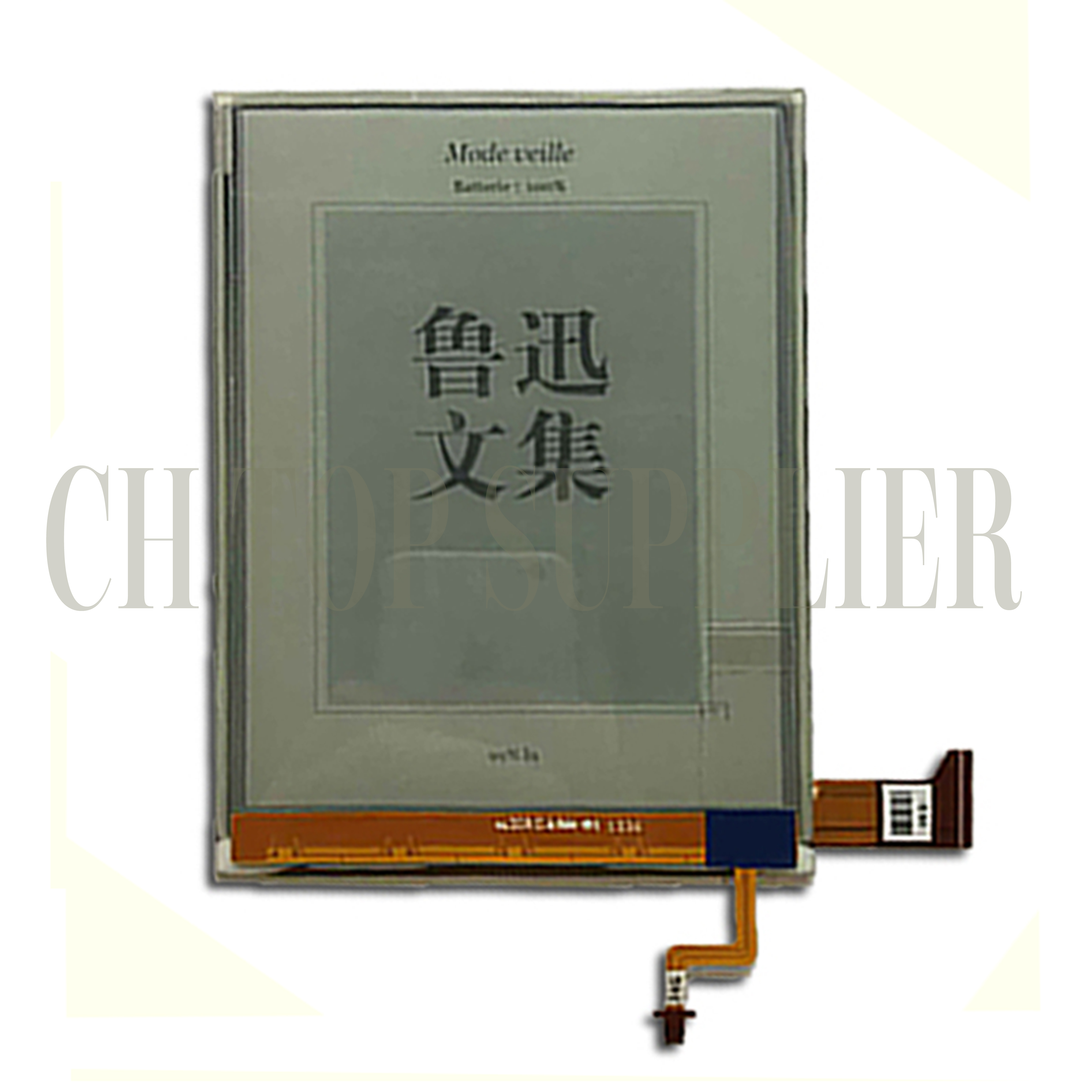 100% original new 6-inch E-Ink Pearl ED060XG3 ED060XG3(LF)T1-00 e-ink display(not use pocketbook)<br>