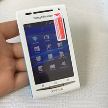 "Original Sony Ericsson Xperia X8 E15i Mobile Phone Unlocked 3.0"" Touchscreen Refurbished Cellphone"