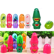 Useful Summer Cute Fruit Hand Held Mini Portable Electric Pocket Fan Cooler Aug29(China)