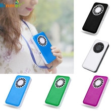 Binmer Factory Price Portable Handheld USB Mini Air Conditioner Cooler Fan With Rechargeable Battery 0228 Drop Shipping