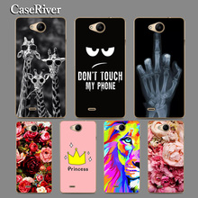 CaseRiver For ZTE Blade GF3 T320 Case Cover, Soft TPU Silicone Phone Case Cover For ZTE Blade GF3 GF 3 / T 320 Back Cases Cover