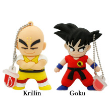 pen drive cartoon Dragon Ball u disk Goku Monkey King Krilin gift 4gb 8gb 16gb 32gb usb flash drive prawn pendrive Free shipping