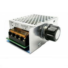 4000w high power thyristor electronic voltage regulator for dimming control air-conditioning shells with insurance(China)