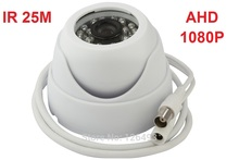 Indoor plastic mini Sony322+2441H 1080P 2mp ahd camera for home security,baby monitor ,shops, buses(China)