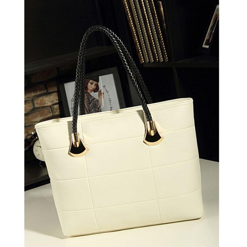 2017 New PU leather women bags handbags waterproof casual tote shoulder bag ladies famous brand designer bolsas femininas<br><br>Aliexpress