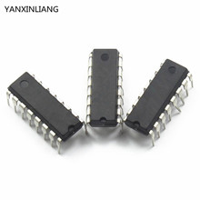 10PCS SN74LS138N SN74LS138 74LS138 DIP-16 decoder IC(China)