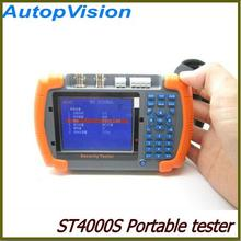 3.5inch  Portable Wrist  ST4000S With CE certification Factory provide cctv test monitor free shipping