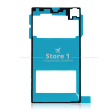 2pcs Original Adhesive Tape for Sony Xperia Z1 Glue Back Battery Cover Adhesive Sticker Replacement Parts In Stock
