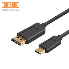 USB C/USB3.1 Type-C to DisplayPort Cable Support 4K External Video Graphics USB-C to DP for New Macbook for Samsung S8