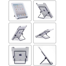Tablet PC holder phone holder stand suitable for GALAXY Tab P7000,balckberry playbook,HTC Flyer and all of 7 inch tablet PCs(China)