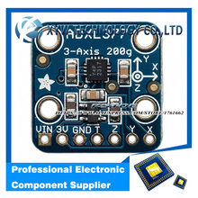 Original  1413  Acceleration Sensor Development Tools High-G Triple-Axis Accelerometer with ADXL377