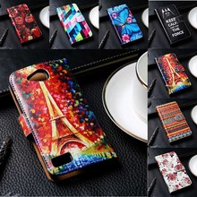 Flip PU Leather Phone Cover For ZTE Blade G Lux 4G/L2/L3/S6/V5/V815W/Z5S Mini Cases Top Rated Mobile Phone Accessories