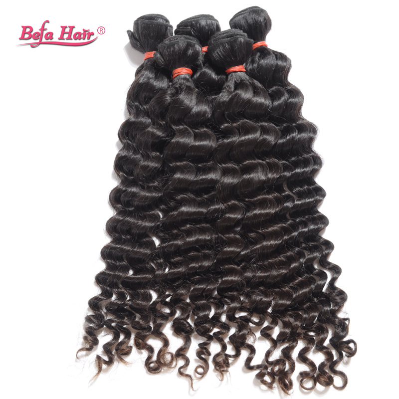 1Pcs/Lot Retail 7A Malaysian Deep Wave 100% Unprocessed Malaysian Virgin Hair Human Hair Bundles Free Shedding Fast Shipping<br><br>Aliexpress