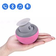 Wireless Mini Bluetooth Speaker Portable Mushroom Waterproof Stereo Bluetooth Speaker for Mobile Phone iPhone Xiaomi Computer PC