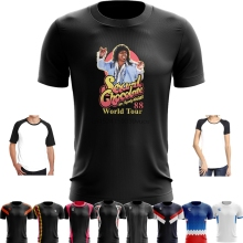 Buy Sport Quick Dry Running Basketball Training T Shirt Printed Men T Shirt RANDY WATSON - SEXUAL CHOCOLATE WORLD TOUR 88 Women