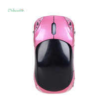 Ecosin2 mouse 2.4GHz 1200DPI Car Shape Wireless Optical Mouse USB Scroll Mice for Tablet Laptop Computer wireless mouse April13