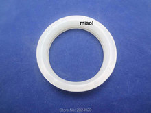 free shipping 10 pcs of white silicon sealing ring sealing loop for vacuum tube 47mm, for solar water heater