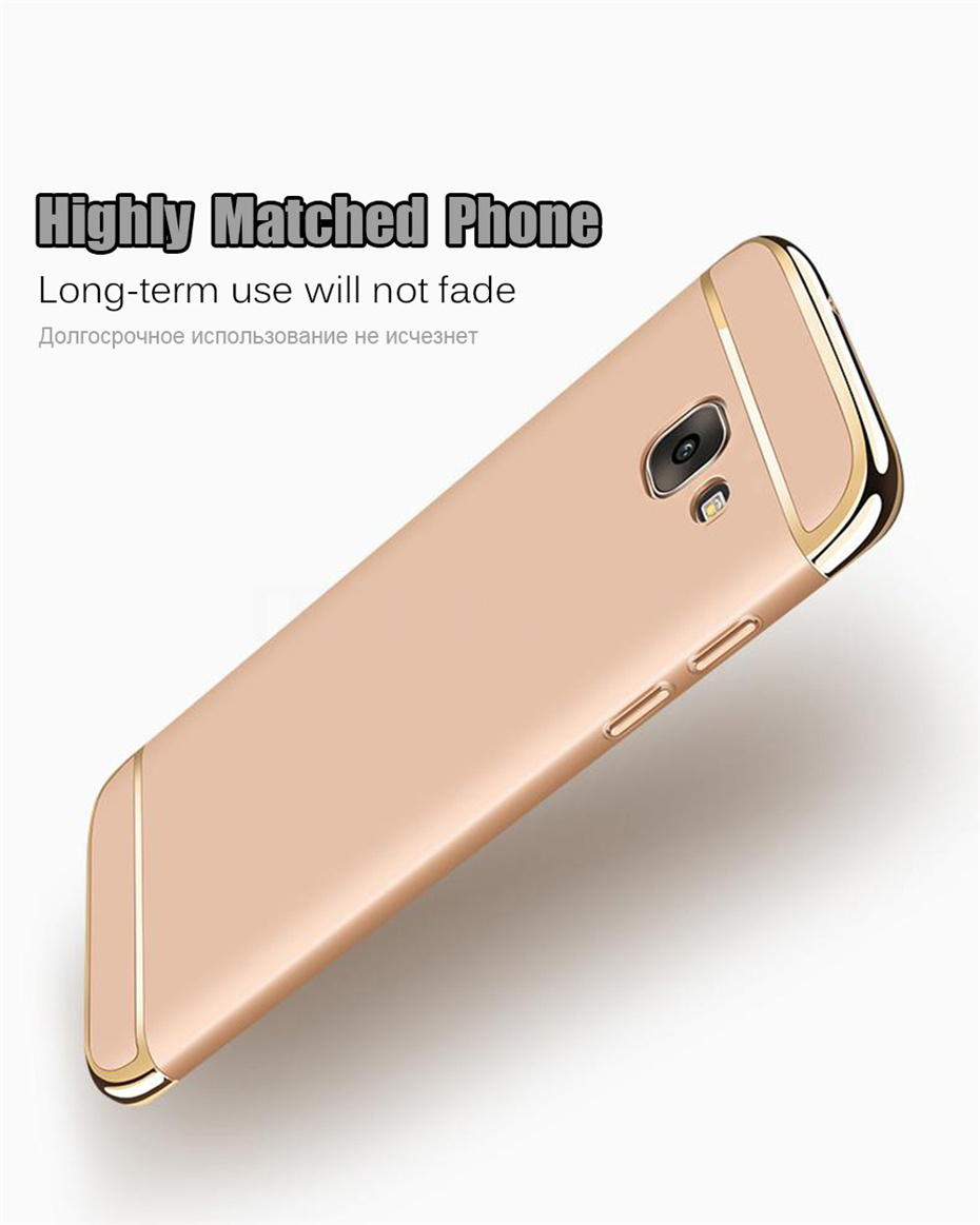 MOUSEMI Phone Cases For Samsung Galaxy A3 A5 A7 2016 2017 Case Luxury For Samsung Galaxy A8 plus 2018 Case 360 Full Covers Coque (5)
