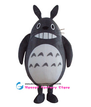 Totoro Plush Mascot Costume Adult Size Fancy Dress Suit