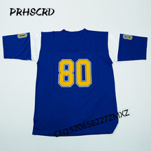 Retro star #80 Kellen Winslow Embroidered Throwback Football Jersey(China)