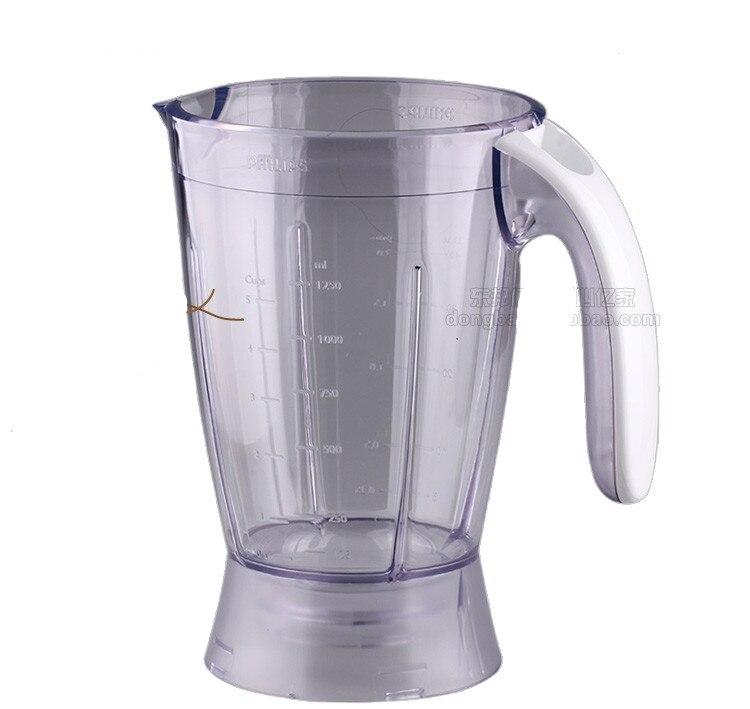 Original Product  blender jar cup Juice cups  parts nutribullet cup Suitable for philips blender parts HR2004 HR2006  models,etc<br>