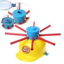 Wet Fun Kid Toys Head Water Roulette Game Funny Challenge Jokes Funny Toys Great Game Gags Practical Jokes GH643