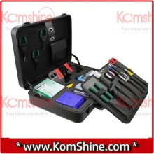 Universal Fiber Optic Mechanical Splice ToolKit, Fiber Cleaver+3M 2529, No Need Fusion Splicer to do Splicing Fiber Cables