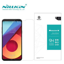 Buy Nillkin Screen Protector LG Q6 Amazing H 0.33MM Anti-Explosion sFor LG Q6 Tempered Glass 5.5 Inch LG Q6 Glass for $7.54 in AliExpress store