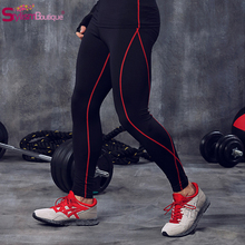 2016 Men Sport Pants Bodybuilding Joggers Gym Clothing Male Skinny Pants High Elastic Gym Trousers Fitness Crossfit Sport Suit