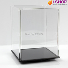 Rotating Table Sign Holder features A5 Frames on a Turntable Countertop Display 4 Sided YXZ-08(China)