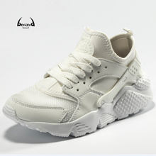 New Spring/summer air mesh breathable running sneaker men sports trainers walking flats