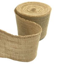 Buy 1000*10cm Natural Jute Burlap Hessian Lace Ribbon Roll Vintage Wedding Decoration Party Christmas Crafts Gift Wrapping AA8054 for $8.96 in AliExpress store