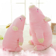 90cm Giant Large Bg Girl Kids Pig Plush Soft Toys Stuffed Animals Doll Gift Free Shipping