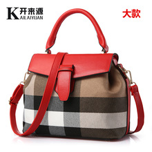 100% Genuine leather Women handbags 2017 new bags handbags female Korean fashion handbag Crossbody shaped sweet Shoulder Handbag(China)