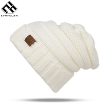 New Design Knitted Women Hat Winter Hat For Women Skullies Beanies Fashion Female Winter Cap Warm Brand Beanie Hat Hot Sales(China)