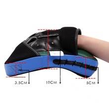 Hand Target MMA Focus Punch Pad Boxing Training Gloves Mitts Karate Muay Thai Kick Fighting