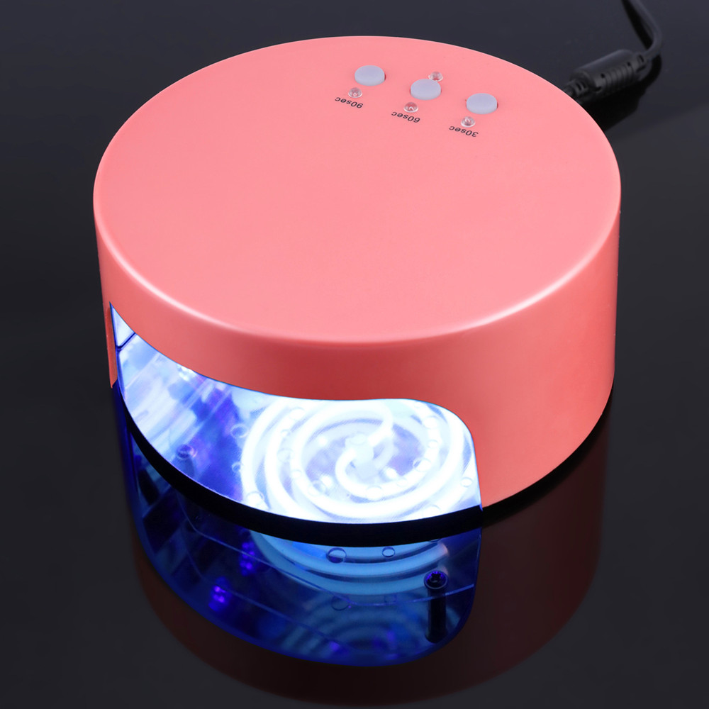 Nail Dryer Polish Machine UV Lamp LED Lamp Nail Lamp for Curing Nail Polish Gel Nail Art Automatic Hand Sensor<br>