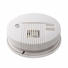Portable Wireless Interconnected Photoelectric Smoke Detector LS-828-14AD