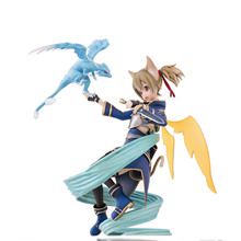 Chanycore Sword Art Online Sailica 1pcs/set 20cm PVC SAO Action Anime Figure Model Doll Collection Kids Gifts Toys 1272