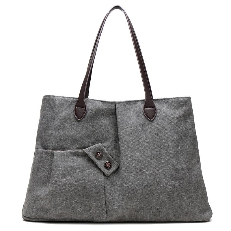 2017 Fashion Women Canvas Handbags Vintage Travel Shoulder Bags Causal Large Capacity Shopping Bag Female Shoulder Toto Bolsas<br><br>Aliexpress