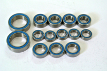 Supply HIGH QUALITY Modle car bearing sets bearing kit KYOSHO USA-1 GAS Free Shipping