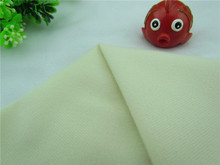 1 meter Cream fabric for DIY sewing Stuffed toy sofa furniture material Warp knitted brushed Plain Loop velboa velvet