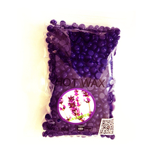 1 Pcs Lavender Flavor Depilatory Wax Epilator Cream Facial Body Hair Removal Nonwoven Wax Strip Smooth Legs Beeswax Depilation(China)